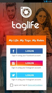 TagLife - náhled