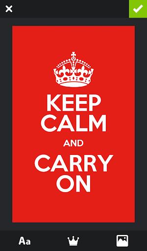 Keep Calm Generator PRO