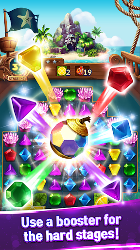 Jewels Fantasy : Quest Temple Match 3 Puzzle 1.6.7 screenshots 4