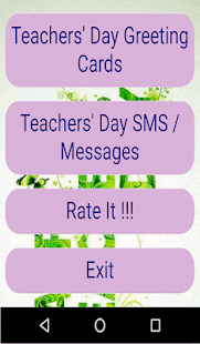 Teachers day greetings apps on google play screenshot image m4hsunfo