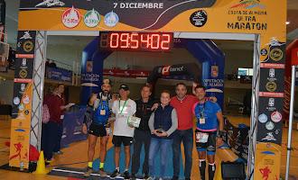 La V Ultramaratón Costa de Almería, un éxito