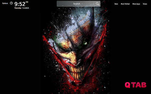 Joker Wallpapers Theme Joker New Ta