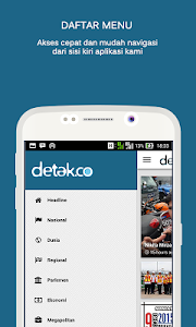 Detak.co screenshot 1