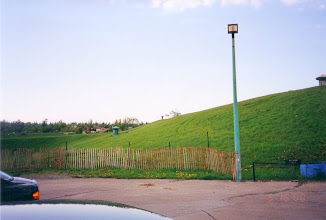 Photo: Diefenbunker: just a mound of earth on top