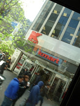 Photo: Passing a very chic looking Kmart in NYC
