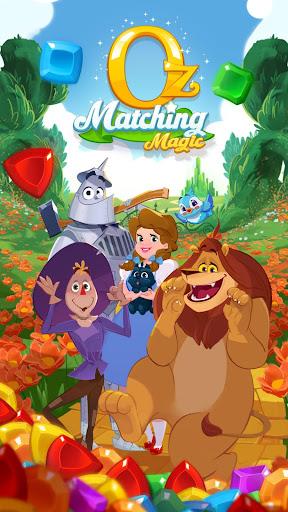 Matching Magic: Oz - Match 3 Jewel Puzzle Games screenshot 7
