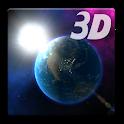 Planets 3D Live Wallpaper icon