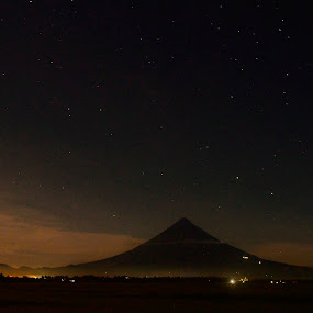 Majestic Mayon Volacano  by Rodel Diaz - Landscapes Mountains & Hills (  )