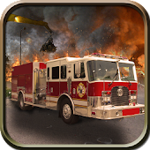 Fire Truck Rescue Simulator