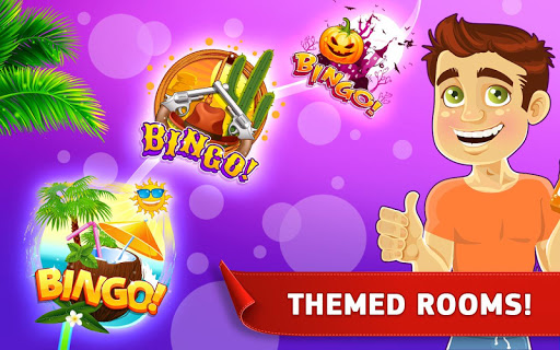 Tropical Beach Bingo World 7.5.0 screenshots 18