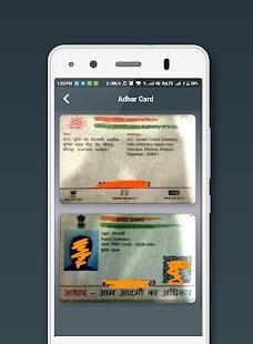 PVault-Document scanner - náhled