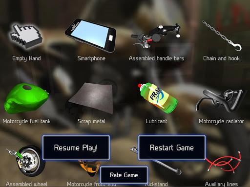 Fix My Motorcycle: Bike Mechanic Simulator! LITE 90.0 screenshots 12