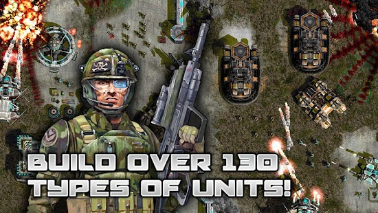 Machines at War 3 RTS 1.0.4 Apk + Data