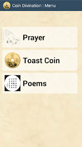 Coin Divination screenshot 0