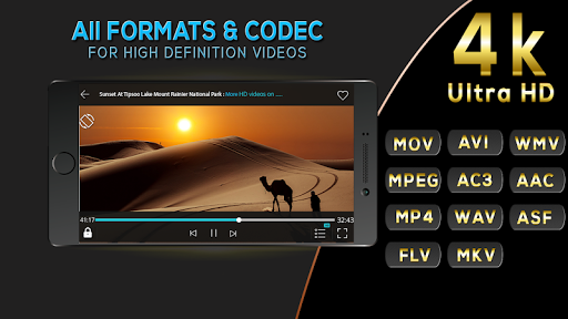 Video Player HD – All Format MX 1.0.1 screenshots 1