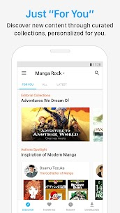 Manga Rock – Best Manga Reader Premium 2
