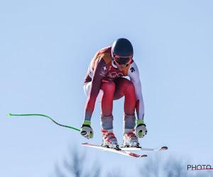? Terrible chute pour le skieur suisse Marc Gisin !