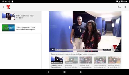 Telemundo Puerto Rico screenshot 13