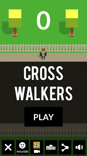 十字步行者:路口 Cross Walkers