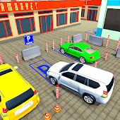 Prado Parking Adventure 3D Car Games