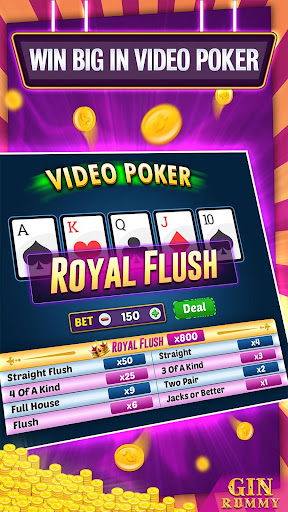 Gin Rummy Online - Multiplayer Card Game 14.1 screenshots 8