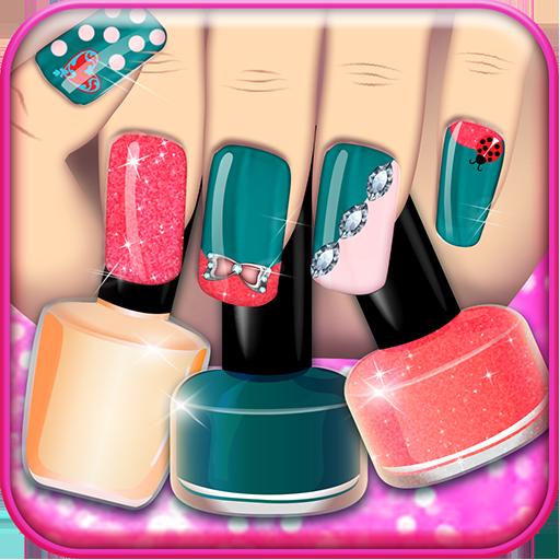 ネイルサロン女の子ゲーム 生活 App LOGO-硬是要APP