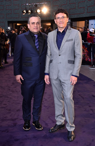Russo brothers at premiere