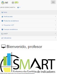 SMART - UTEQ - náhled