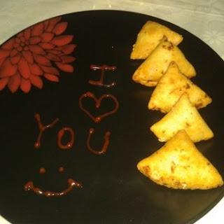 Corn Cheese Platter