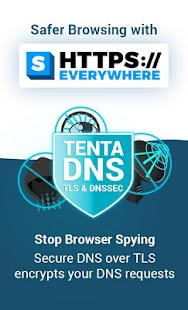 Tenta Private VPN Browser + Ad Blocker (Beta) Screenshot