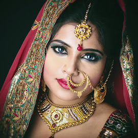 by Red Photography - Wedding Bride