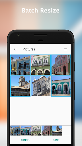 Resize Me! Pro - Photo & Picture resizer Apps für Android screenshot