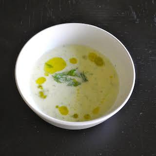Cream of Celery Soup.
