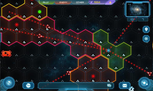 Galaxy Clash: Evolved Empire 2.6.1 screenshots 4