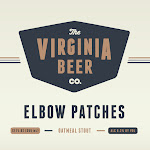 Virginia Beer Co. Elbow Patches