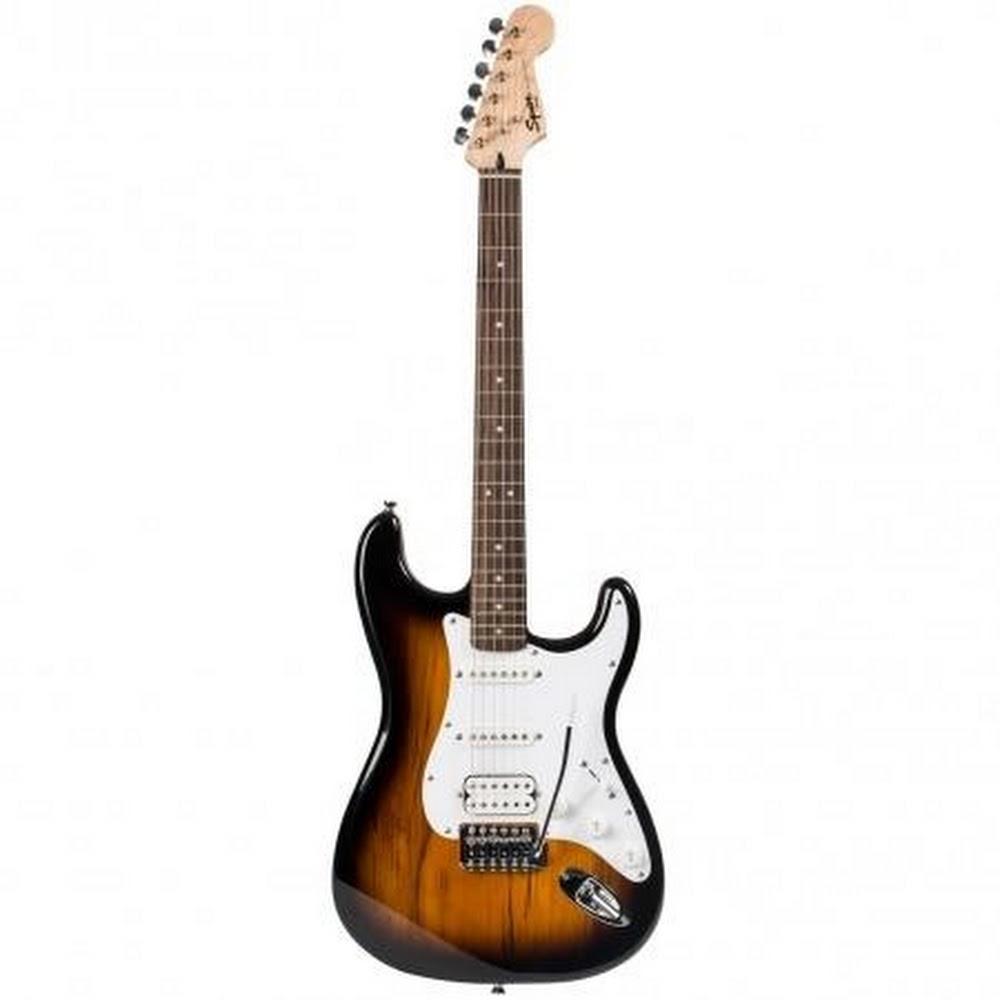 Fender Squier sunburst bullet