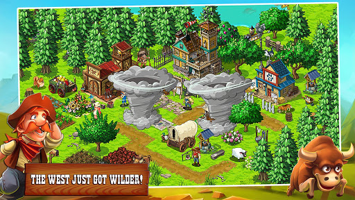 The Oregon Trail: Settler apkpoly screenshots 1