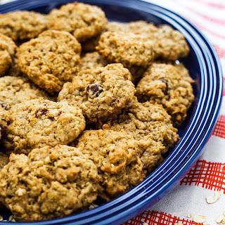 Oatmeal Dark Chocolate Chip Cookies Recipe