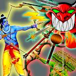 Ram Vs Ravan- Archery Icon