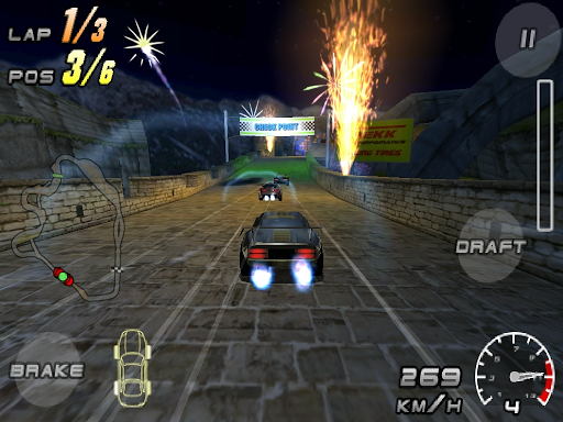 Raging Thunder 2 - FREE screenshot 6
