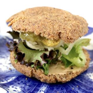 Low Carb Vegan Sandiwch Bread (soy free, grain free, gluten free).