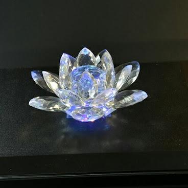 水晶大蓮花     (C-098)