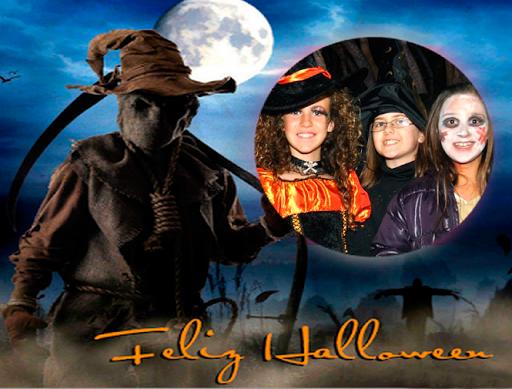 Halloween Instaframes Pip