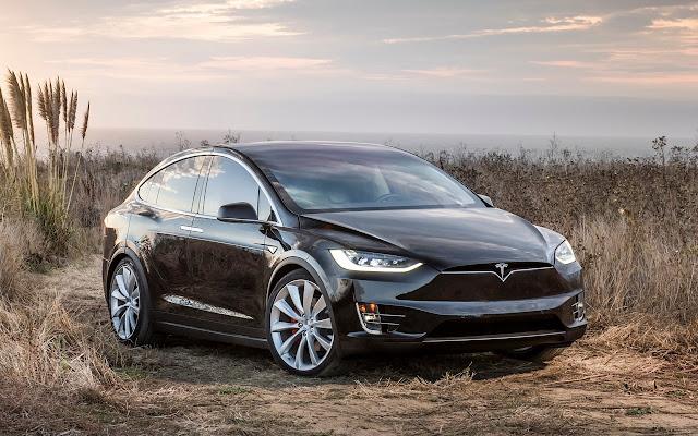 Tesla Model S Tab