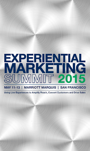 Experiential Marketing Summit