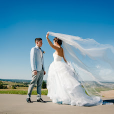Wedding photographer Khristina Volos (xrystuk). Photo of 23.05.2018