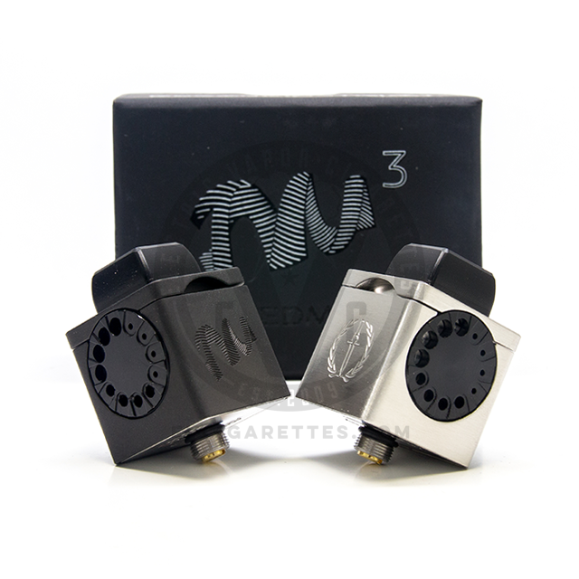 Aria x Twisted Messes Cubed RDA