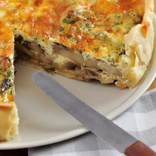 Sudden Quiche