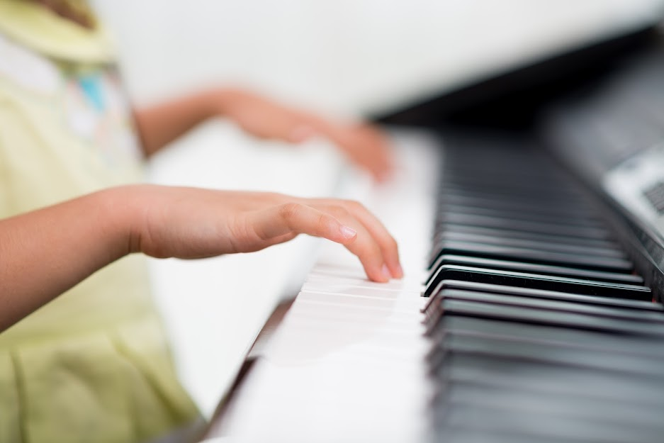 Kids Need Freedom To Learn Piano