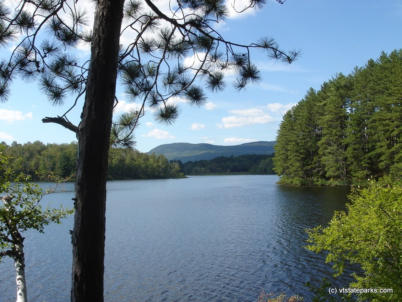 Photo: Spectacle Pond at Brighton State Park